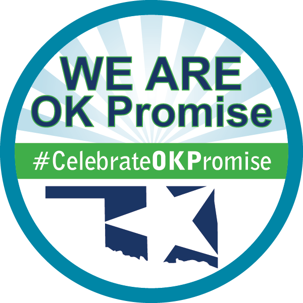 We are OK Promise round logo
